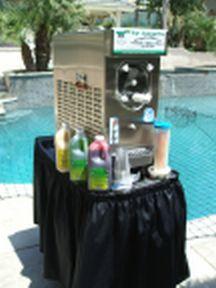 daiquiri machine for rent